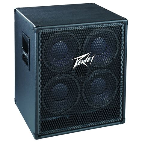 peavey 410 bass cabinet peavey tvx 410 ex 8ohm demoware bass cabinet