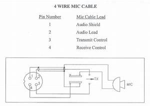 This Resource Lists Various Cb Microphone Wiring
