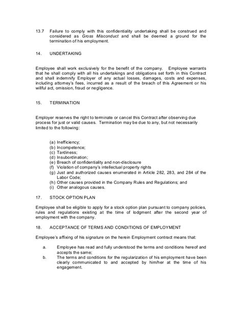 rules and regulations examples