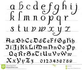alfabeto fotos de archivo imagen 31001593