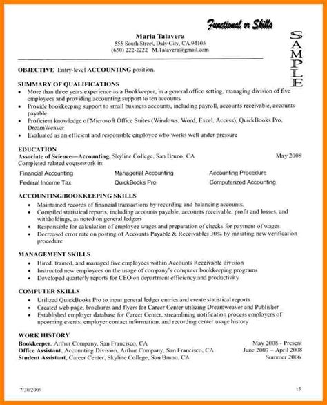 Summary Of Qualifications For Retail by 7 Summary Of Qualifications For Resume Ledger Review