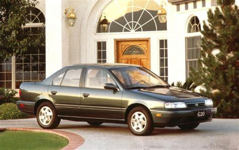 buy car manuals 1994 infiniti g free book repair manuals maintenance schedule for 1994 infiniti g20 openbay