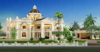 mansion home designs luxurious mansion home in kerala kerala home design and floor plans