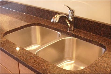 Replace Undermount Kitchen Sink Captivating How To Install Sinks How To Replace Kitchen Sink 2017 Design Install