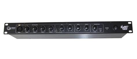 rack mount audio mixer rack mount audio mixer sdm200 smart digital