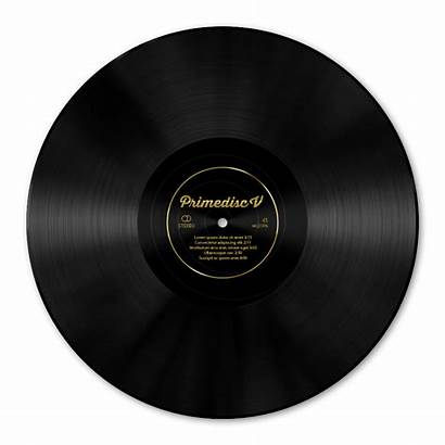 Vinyl Lp Transparent Gz Inch Rpm Playing