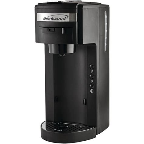 brentwood  cup coffee maker black boscovs
