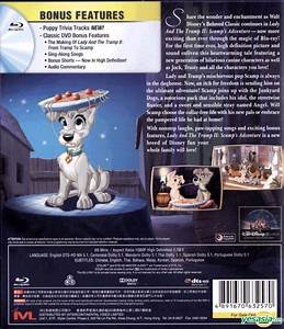 Yesasia Lady And The Tramp 2 2001 Blu Ray Scampu2019s