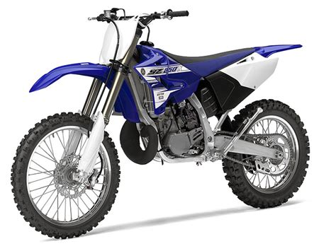 2016 Yamaha Dirt Bikes Revealed
