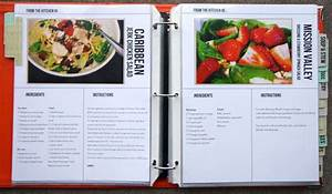 Homemade recipe book using document life workshop recipe for Homemade cookbooks template