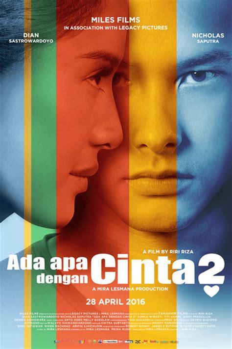 Ada Apa Dengan Cinta 2 | Movie Release, Showtimes ...