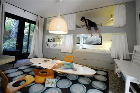 Bunk Beds Bathroom Decor Idea Colors For Small Yellow And Gray Ideas Accessories Menards Light Fixtures Shelving Spaces Coastal Makeover On A Budget