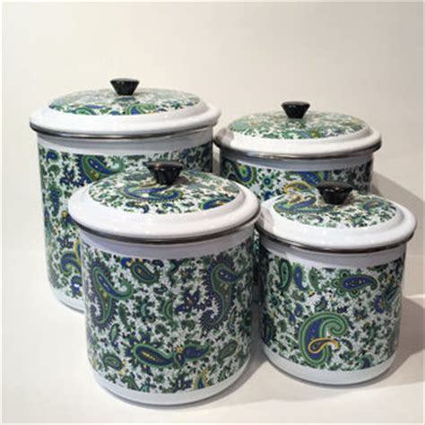 Metal Canisters Kitchen by Shop Metal Kitchen Canisters On Wanelo