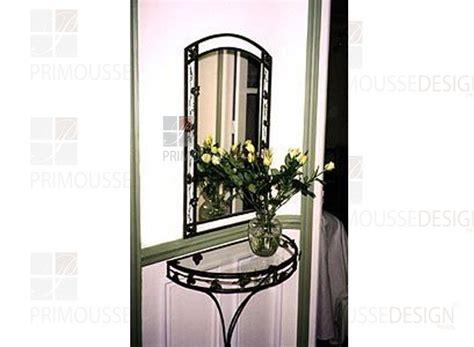 salle de bain fer forge miroirs et consoles marocains en bois et fer forg 233 primousse