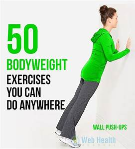 50 Bodyweight Exercises You Can Do Anywhere : #ab wokrouts Ab Workouts Pinterest Home, At