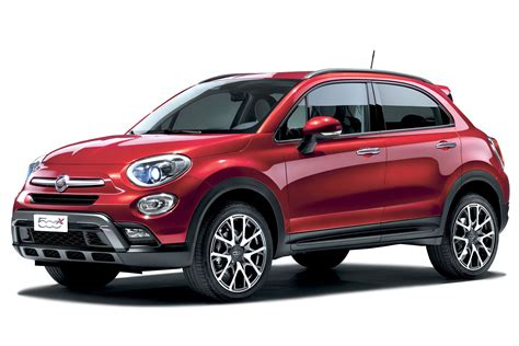 Fiat 500 X Review by Fiat 500x Suv Review Carbuyer
