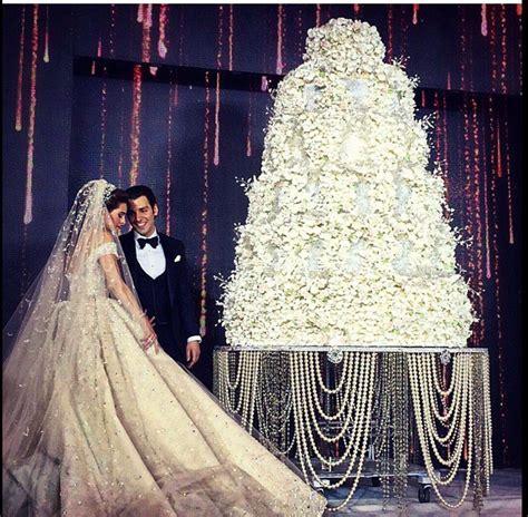 beautiful lebanese wedding cake lebanese wedding bride