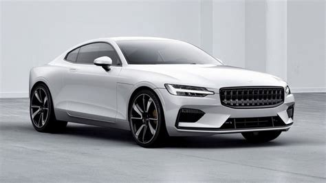 Electric Car Brands by Volvo S Electric Car Brand Polestar Unveils Model