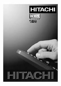 Hitachi Cl32pd2100