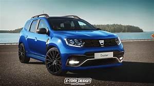 Dacia Duster 2018 Couleur : 2018 dacia duster gt rendering deserves 200 hp autoevolution ~ Gottalentnigeria.com Avis de Voitures