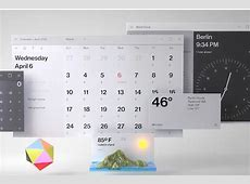 Microsoft's design video features a completely redesigned