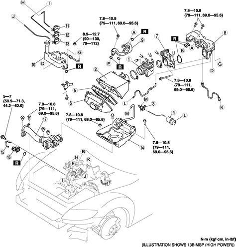 2004 Mazda 6 Engine Diagram by I 6 Codes I Just Bought This 2005 Rx8 With 96k