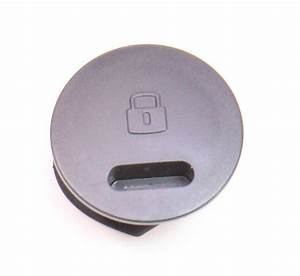 Door Panel Plug Gray 05-08 Audi A4 S4 Rs4 B7 - Genuine
