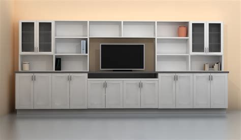 tv for kitchen cabinet build a tv wall unit with ikea kitchen cabinets 8598