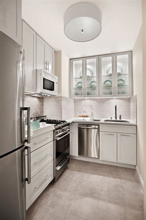 How To Decorate My Small Kitchen - 17 small kitchen designs