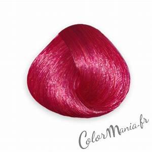 Acheter Coloration Rouge Framboise : coloration cheveux rouge rose directions color mania ~ Melissatoandfro.com Idées de Décoration