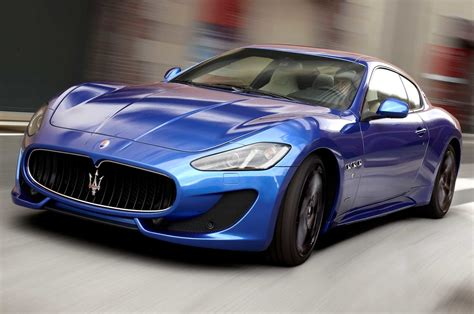 Maserati Car : New Maserati Gran Sport Details Emerge Before The Coupe's