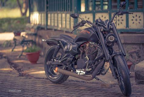 modified bajaj avenger 200 ornithopter moto design