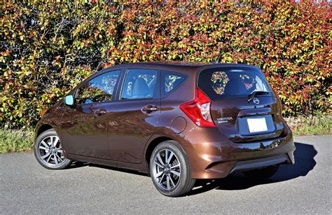 Nissan Versa Note by 2017 Nissan Versa Note Sl The Car Magazine
