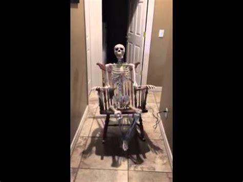 foto de Rocking chair skeleton YouTube