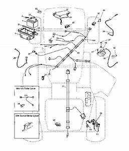 Craftsman 917288260 Parts List And Diagram