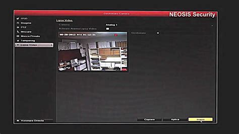 dvr  canale hikvision ds hwi sha neosis youtube