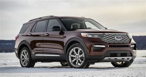 facts    ford explorer top speed
