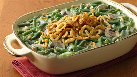green bean casserole recipe bettycrockercom