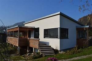 Bungalow Mit Pultdach : bungalow mit pultdach in rabenstein n strohballenbau ~ Lizthompson.info Haus und Dekorationen