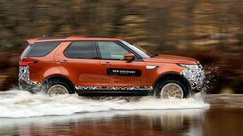 land rover discovery  prototype  review car magazine
