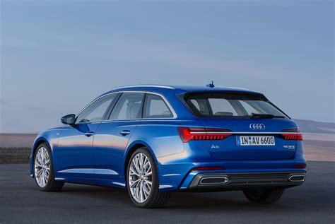 The 2019 Audi A6 Wagon Is Cruel And Unusual Punishment For