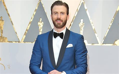 Chris Evans Finally REACTS To Accidentally Sharing N*de ...