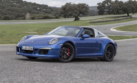 Porsche Photo by 2015 Porsche 911 Targa 4 Gts Review Photos Caradvice