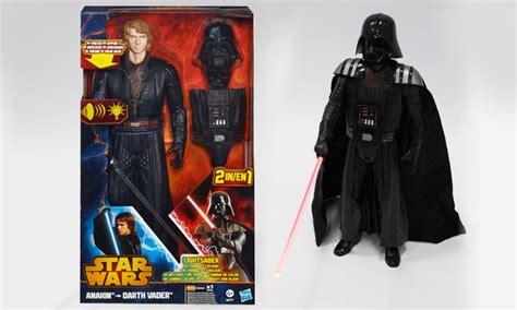 figurine wars 30 cm figurine 30 cm anakin skywalker vador r 233 pliques de wars groupon