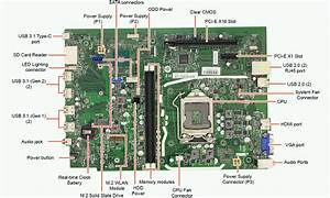 Hp Pavilion Motherboard Diagram