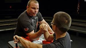 World Armwrestling League Videos