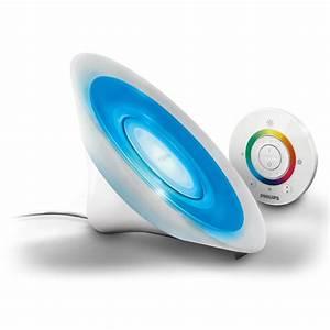 Lampe Philips Living Colors : living colors aura table lamp by philips consumer lighting ~ Dailycaller-alerts.com Idées de Décoration