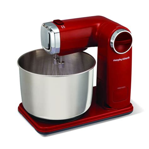morphy richards kitchen accessories morphy richards folding stand mixer 7854