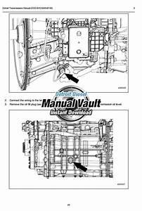 Detroit Dt12 Transmission Workshop Manual Pdf