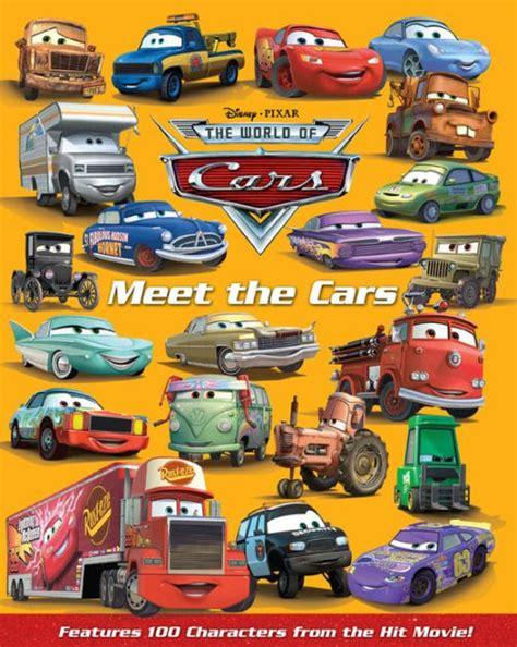 books about cars and how they work 2006 bmw z4 instrument cluster meet the cars by disney book group hardcover barnes noble 174